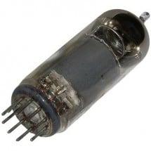 EF 80 6 BX 6 Valvola termoionica Pentodo 170 V 10 mA Poli: 9 Attacco: Noval Contenuto 1 pz.