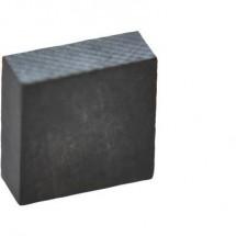 StandexMeder Electronics HF8/22 Magnete permanente Quadrato Ferrite Temperatura limite (max.): 250 °C