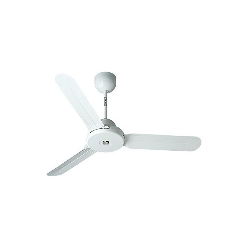 Schema Elettrico Per Ventilatore Da Soffitto : Ventilatore da soffitto a pale senza luce nordik s w