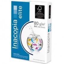 Carta universale per stampanti inacopia elite A4 1553992 DIN A4 80 gm² 500 Foglio Bianco