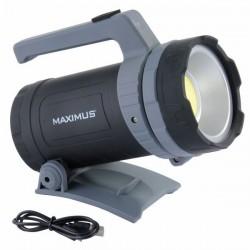 Lampada Portatile Led Ricaricabile Lnt002 Maximus MLNT002Recharge