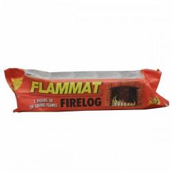 Ceppo Caminetti Firelog Kg 1,1 Flammat GRL-ZB-014154
