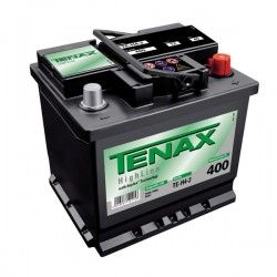 Batteria Auto Ah 52 207X175 H 190 Te-H4-1 Tenax 552400047