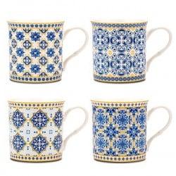 Tazza Mug Porcellana Arabesque Nava 10-172-100
