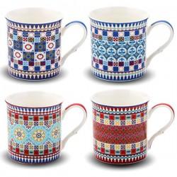 Tazza Mug Porcellana Kasbah Nava 10-172-002