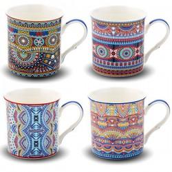 Tazza Mug Porcellana Orient Nava 10-172-001
