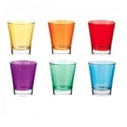 Bicchiere Columbia Liquore Cc 85 Pz.6 Macao Cerve M25081
