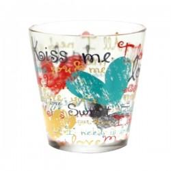 Bicchiere Nadia Acqua Cc 250 Pz.3 Simplylove Cerve M57670
