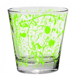Bicchiere Nadia Acqua Doodle Cc 250 Pz 6 Cerve M86350