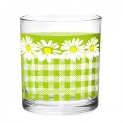 Bicchiere Linda Acqua Daisy Cc 220 Pz 3 Cerve M87190