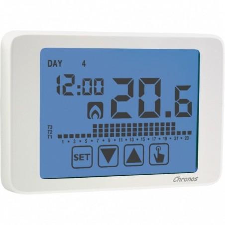 VE451100 Vemer Cronotermostato Settimanale Touch Screen Parete