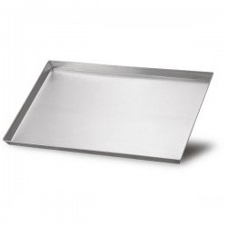 Teglia Alluminio Cm 40X30 Pasticceria Agnelli 49/3