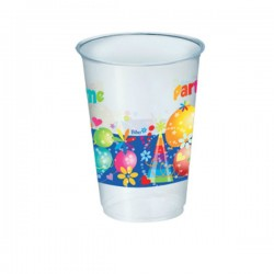 Bicchiere Cc 230 Pz 20 Party Time Bibo 5573759