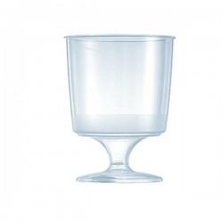 Bicchiere Crystal Cc 190 Pz 8 Trasparente Bibo 5594500