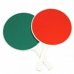 Paletta Segnalazione Rosso/Verde Cm 30 3G 7093001