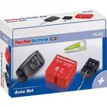 fischertechnik PLUS Accu Set 34969 Kit di batterie ricaricabili da 7 anni