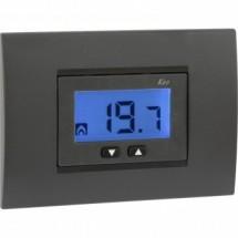 Termostato ad Incasso Alimentato con Corrente Elettrica 230V Keo-A LCD