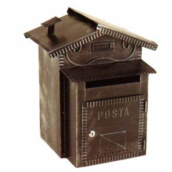 Cassetta Lettere Fb Anteriore Casetta Pane 610
