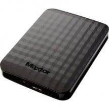 Maxtor M3 Portable Hard Disk esterno da 2,5 500 GB Nero USB 3.0