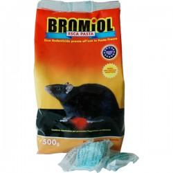 Esca Topi Bromiol Biocida Bocconcino G 500 Cisa TOP8002