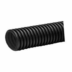 Tubo Corrugato Nero Mm 18,3X25,0 M 10 ECT152510