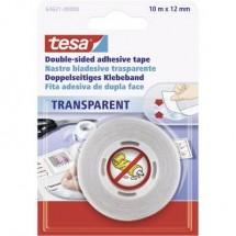 tesa 64621 64621-00-04 Nastro biadesivo tesa® Trasparente (L x L) 10 m x 12 mm 1 Rotolo(i)