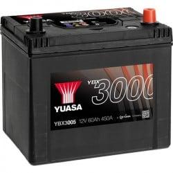 Batteria Per Auto Yuasa Smf Ybx3005 60 Ah T1 Applicazione Celle 0