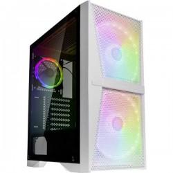 Raijintek 0R20B00207 Midi-Tower Pc Case Da Gioco, Contenitore Bianco