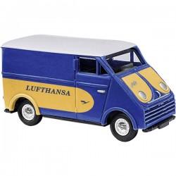 Busch 40934 H0 Dkw 3 Uguale 6 Vagoni A Scatola Lufthansa