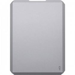 Lacie Mobile Drive 2 Tb Hard Disk Esterno Da 2,5 Usb 3.2 Gen 1 (Usb 3.0), Usb-C™ Grigio Siderale Sthg2000402