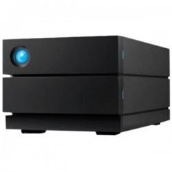 Lacie 2Big Raid 28 Tb Hard Disk Esterno Da 3,5 Usb-C™ Nero Sthj28000800