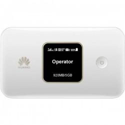 Hotspot Mobile Lte Wlan Huawei E5785Lh-320 Fino A 16 Dispositivi 300 Mbit/S Mimo Bianco