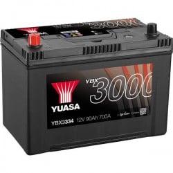 Batteria Per Auto Yuasa Smf Ybx3334 90 Ah T1 Applicazione Celle 1