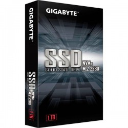 Gigabyte 1 Tb Ssd Interno Nvme/Pcie M.2 M.2 Nvme Pcie 3.0 X4 Dettaglio Gp-Gsm2Ne3100Tntd
