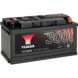 Batteria Per Auto Yuasa Smf Ybx3019 95 Ah T1 Applicazione Celle 0