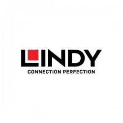 Lindy Hdmi Cavo 2.00 M 41437 Hdmi Ad Alta Velocità Con Ethernet, Tondo, Ultra Hd-Hdmi Con Eternet, Doppia Schermatura,