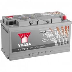 Batteria Per Auto Yuasa Ybx5019 12 V 100 Ah T1 Applicazione Celle 0