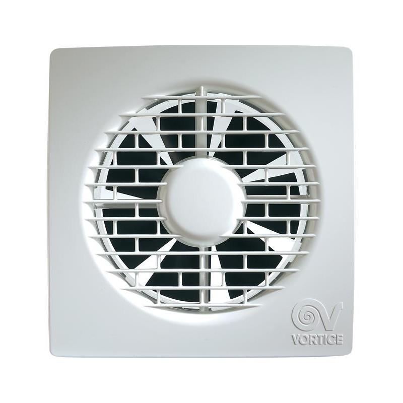 Aspiratore vortice elicoidale da muro 90mm 65mc h mf - Aspiratore bagno vortice silenzioso ...