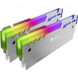 Jonsbo Nc-3 Argbx2 Dissipatore Per Memoria Ram (L X L X A) 141 X 8.5 X 43 Mm