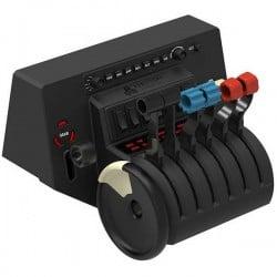 Aerosoft Honeycomb Bravo Throttle Quadrant Controllore Per Simulatore Di Volo Usb Pc Nero