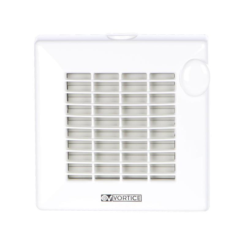 Aspiratore vortice elicoidale da muro automatico con timer - Aspiratori da bagno vortice ...