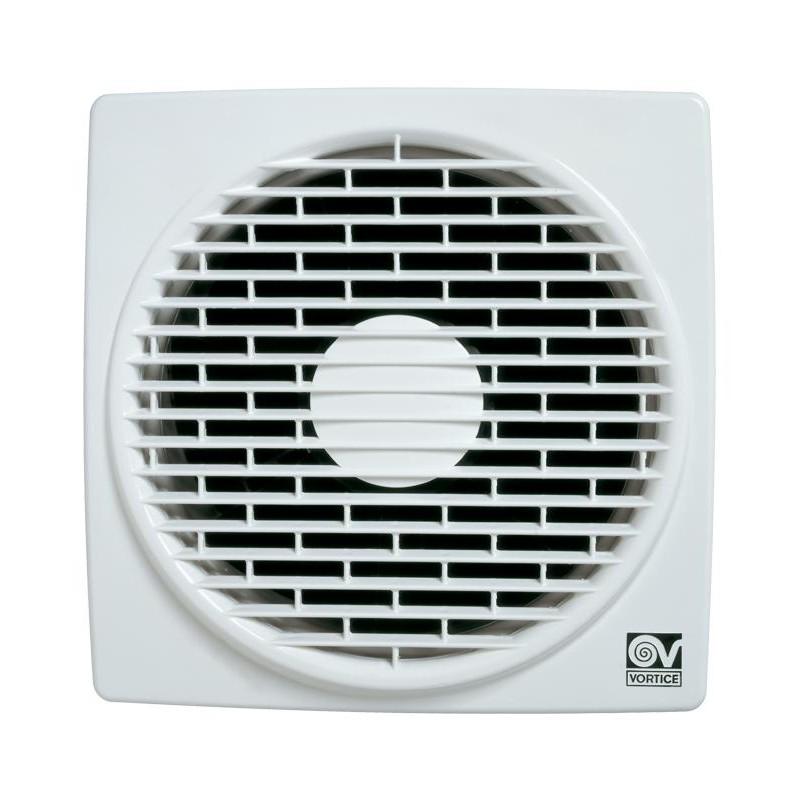 Aspiratore vortice elicoidale da muro o vetro 230mm 480mc h ar - Aspiratore bagno vortice silenzioso ...