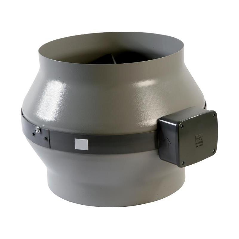 Aspiratore vortice centrifugo assiale in acciaio 200m 500mc h - Aspiratore vortice per cucina ...