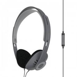Koss Kph30Iw Hifi On Ear Cuffia Auricolare Cuffia On Ear Headset Con Microfono, Regolazione Del Volume Bianco