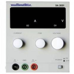 Multimetrix Xa 3051 Alimentatore Da Laboratorio Regolabile 0 - 30 V 0 Ma - 5 A Num. Uscite 1 X