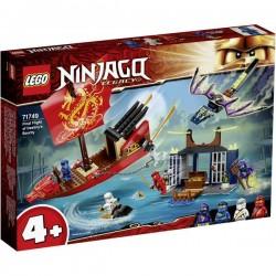 71749 Lego® Ninjago Volo Con Il Regolatore Di Volo Ninja