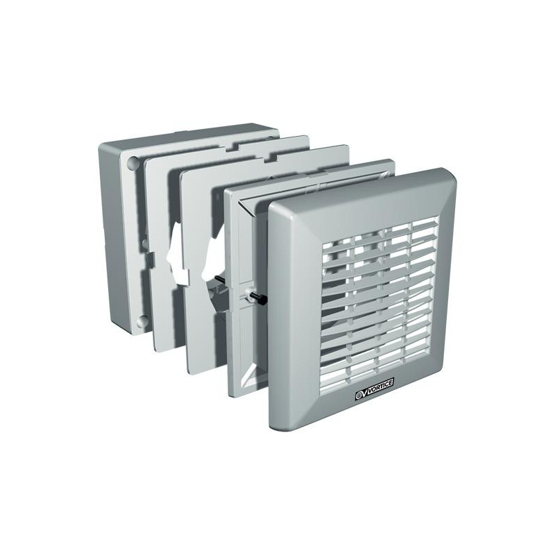 Kit finestra vortice per aspiratore elicoidale 100 - Vortice aspiratori per cucina ...