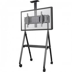 Neomounts By Newstar Ns-M1500Black 1 Pezzo Carrello Per Tv 81,3 Cm (32) - 165,1 Cm (65) Inclinabile, Supporto Da