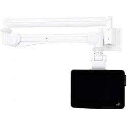 Neomounts By Newstar Fpma-Haw300 1 Pezzo Supporto A Muro Per Monitor 25,4 Cm (10) - 61 Cm (24) Girevole, Rotante,