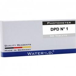 Water Id 50 Tabletten Dpd N°1 Für Poollab Tavolette